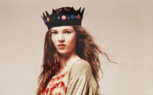 Kate Moss First Crown Auctioned by Christie's