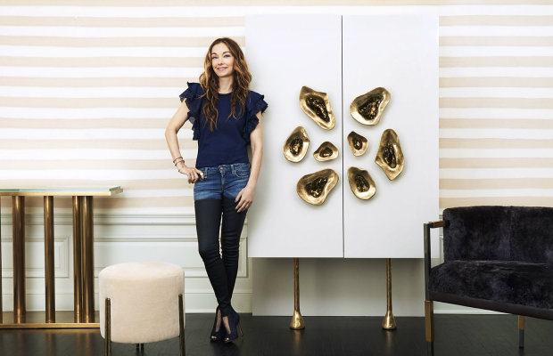 Kelly wearstler s new furniture collection boca do lobo 39 s inspirational world for Kelly wearstler interior design