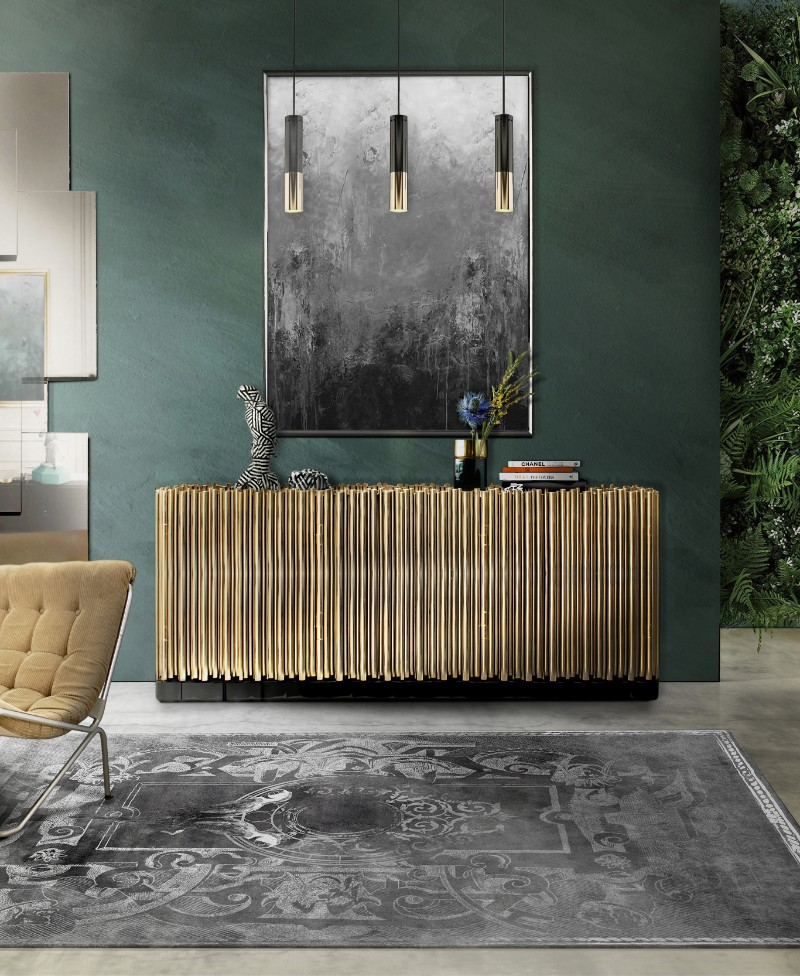 Boca do Lobo #MakingLuxury at Decorex 2015 symphony sideboard 1
