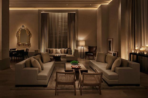 Best Interior Design - New York Edition Hotel by David ...