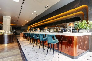 BRABBU at ERWIN Restaurant and Bar - A Project by MMZ Project Architectural Bureau