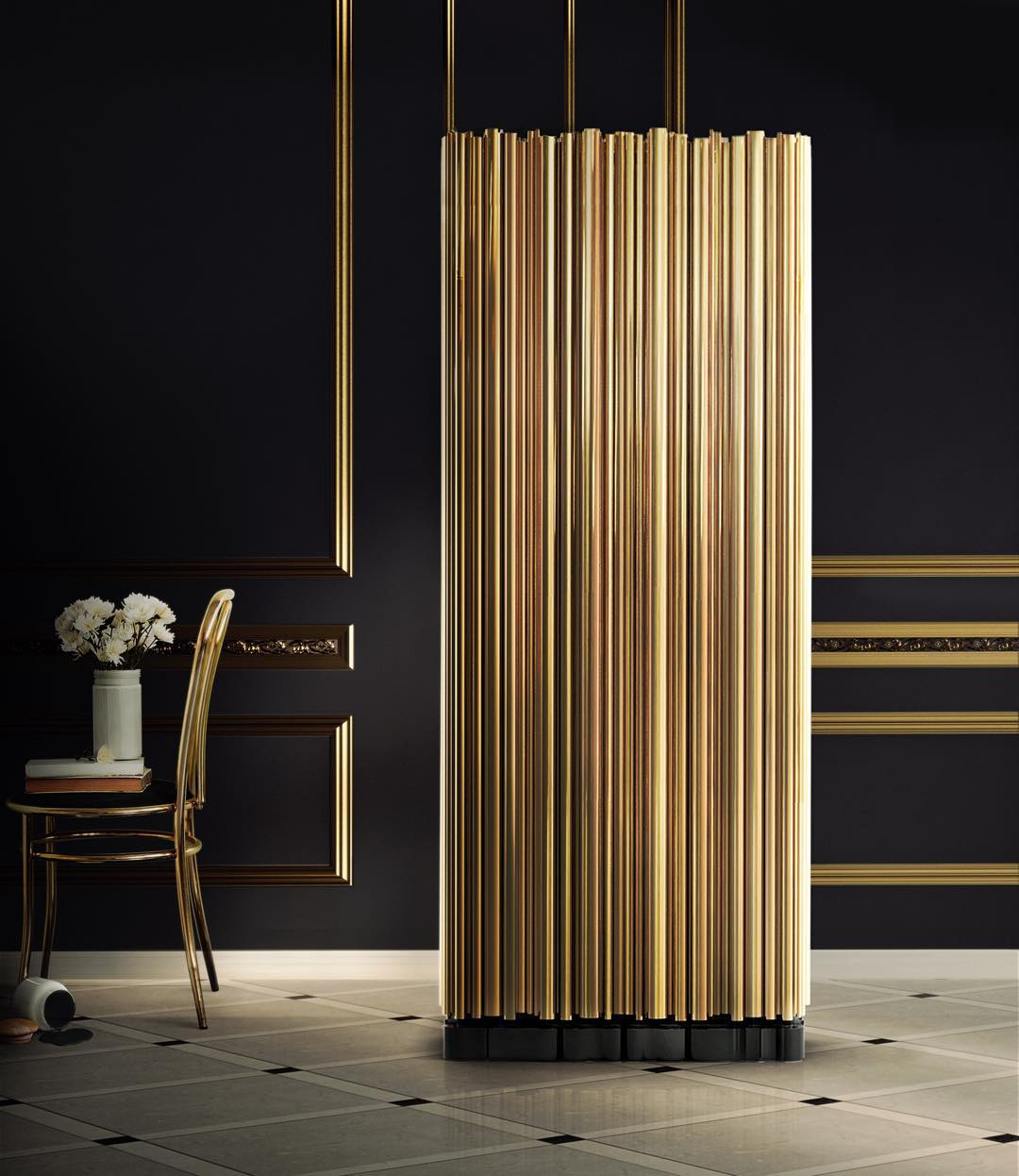 The Symphony Cabinet is inspired by the movement and evolutionhellip
