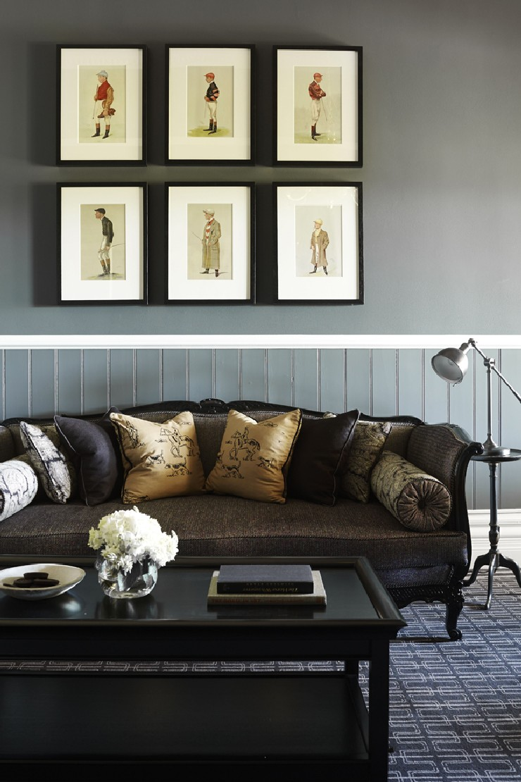 by Greg Natale Greg Natale 25 Best Interior Design Projects by Greg Natale Charming Country House by Greg Natale