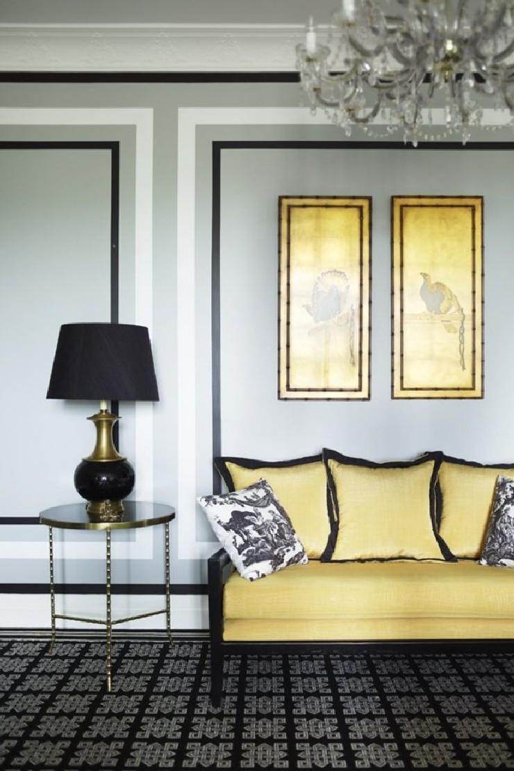 Living Area Greg Natale 25 Best Interior Design Projects by Greg Natale Greg Natale Living Area