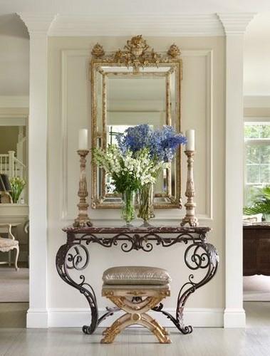 Foyer Mirror Newspaper : Top mirrors for luxury interiors