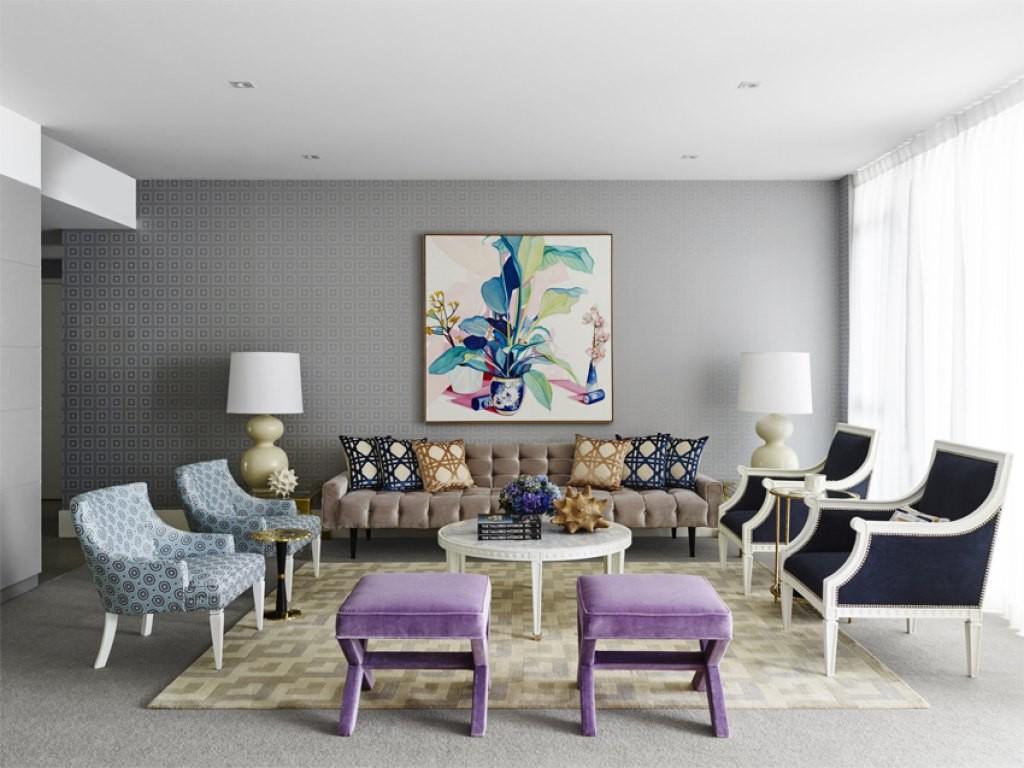 Modern Living Room greg natale 25 Best Interior Design Projects by Greg Natale Modern Living Room1