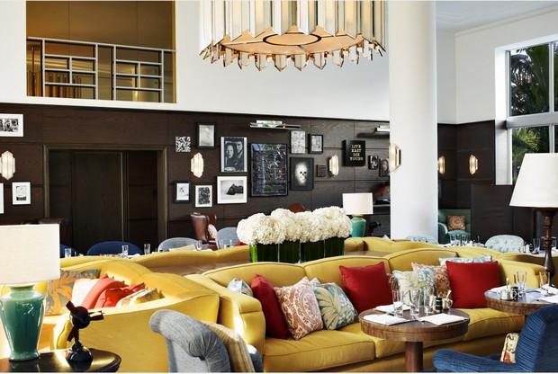 "Soho Beach House_Miami (4) martin brudnizki ""And Objects"" Showcases Martin Brudnizki's Bespoke Designs Soho Beach House Miami 4"