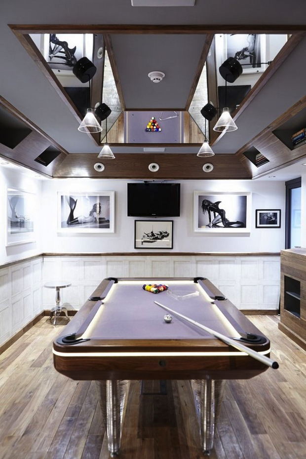 Room Design Online Games: 25 Playing Tables For A Modern Gaming Room