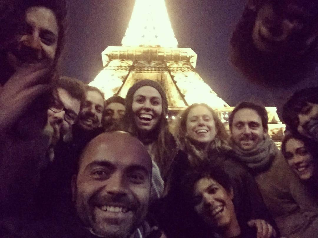 Goodbye paris thank you to all that visit us athellip