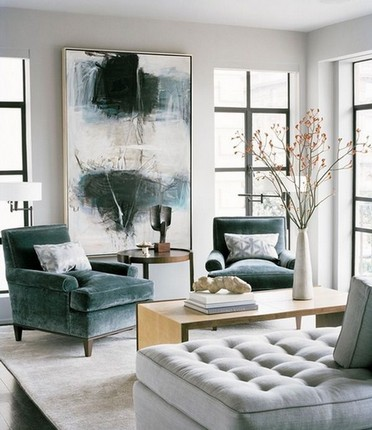 Magnificent 20 Striking Velvet Sofas For Modern Living Rooms Machost Co Dining Chair Design Ideas Machostcouk