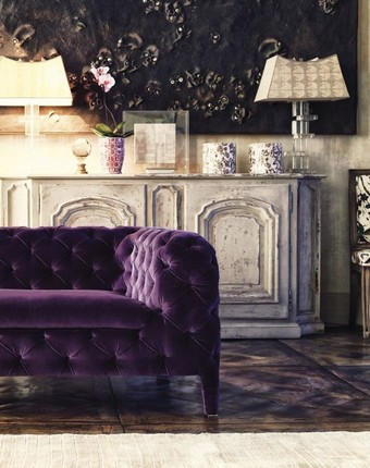 Modern Living Rooms (14) velvet sofas 20 Velvet Sofas for Modern Living Rooms 20 Velvet Sofas for Modern Living Rooms 14