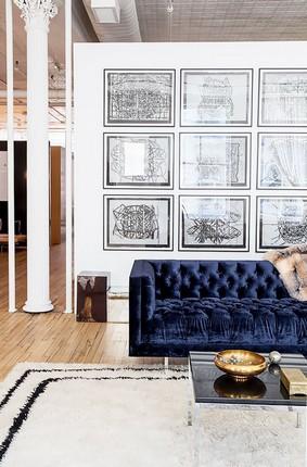Modern Living Rooms (18) velvet sofas 20 Velvet Sofas for Modern Living Rooms 20 Velvet Sofas for Modern Living Rooms 18