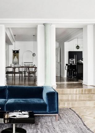 Modern Living Rooms  velvet sofas 20 Velvet Sofas for Modern Living Rooms 20 Velvet Sofas for Modern Living Rooms 20