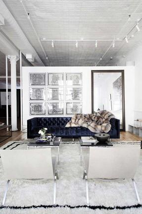 20 Velvet Sofas for Modern Living Rooms (7) velvet sofas 20 Velvet Sofas for Modern Living Rooms 20 Velvet Sofas for Modern Living Rooms 7