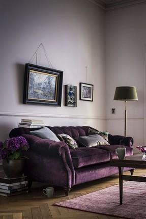 20 Velvet Sofas for Modern Living Rooms (8) velvet sofas 20 Velvet Sofas for Modern Living Rooms 20 Velvet Sofas for Modern Living Rooms 8