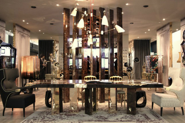 boca do lobo debuts new luxury designs at maison et objet paris. Black Bedroom Furniture Sets. Home Design Ideas