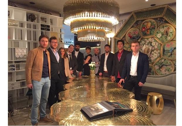 Boca do Lobo Presents New Luxury Designs  maison et objet Boca do Lobo Debuts New Luxury Designs at Maison et Objet Paris Boca do Lobo Presents New Luxury Designs at Maison et Objet Paris 15