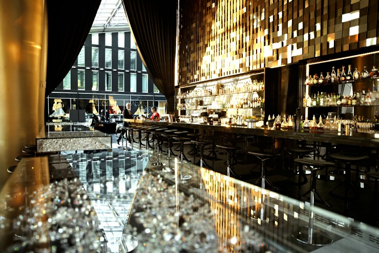 Best interior design projects by marcel wanders for Designer hotel bonn