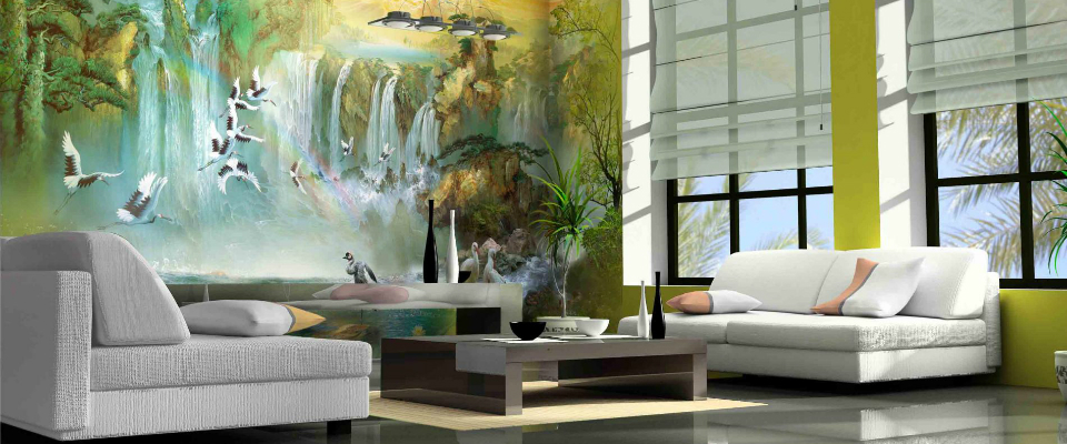 Design Inspirations Artwork For Your Modern Living Room