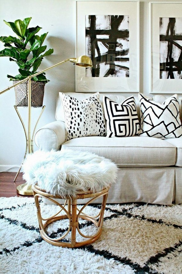 2016 Trends for Living Room – Luxury Textures on Living Room living room decor Living Room Decor Trends for 2016 Living Room Decor Trends for 2016 1