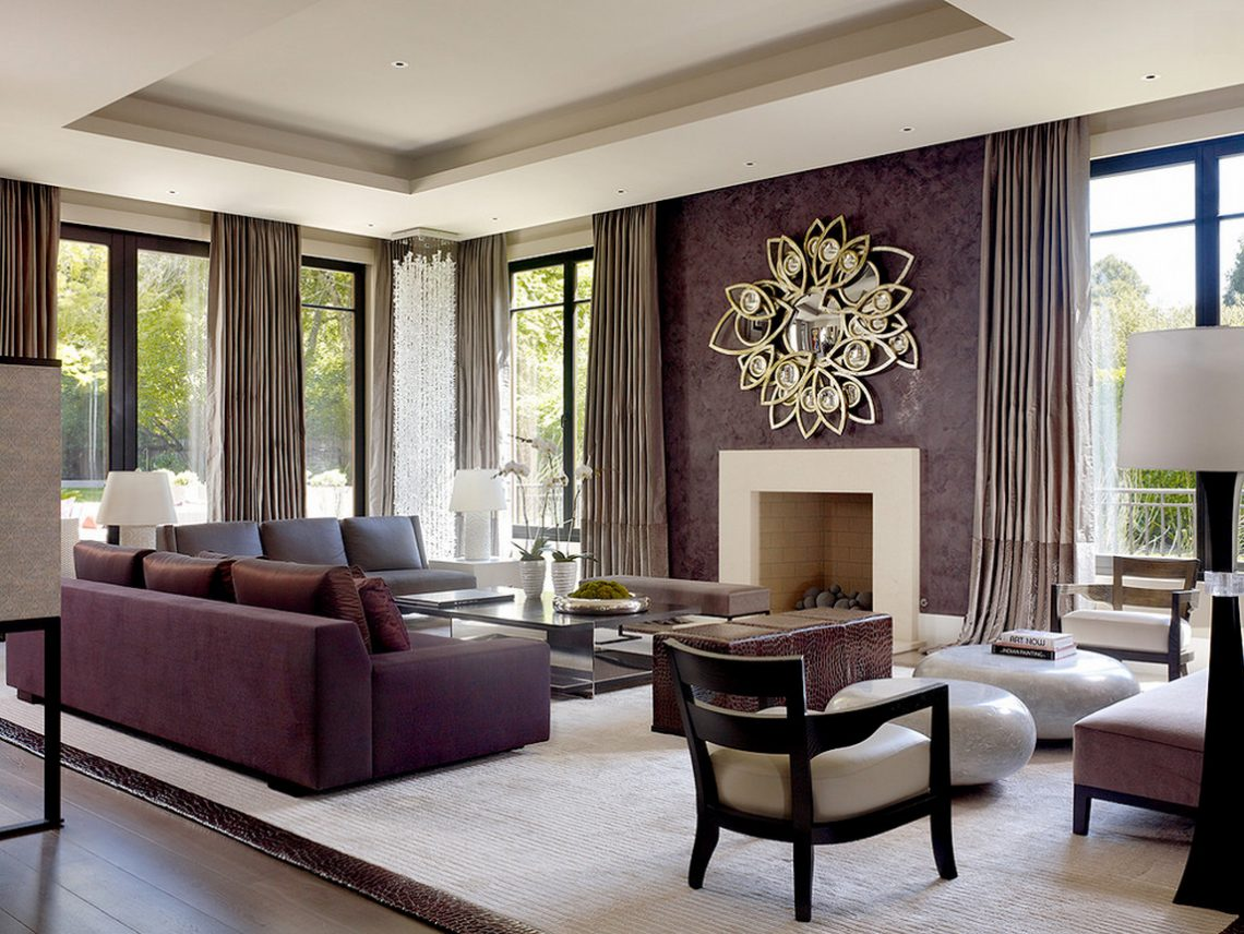 Living Room Decor Trends for 2016 on Trendy Room  id=41050