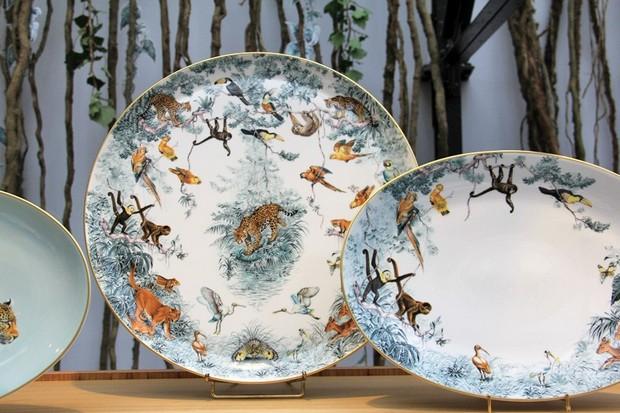 Carnets D 201 Quateur Luxury Porcelain Collection By Herm 233 S