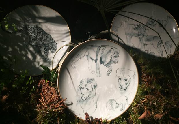 Carnets D' Équateur – Luxury Porcelain Collection by Hermés Hermés Carnets D' Équateur – Luxury Porcelain Collection by Hermés carnets d equateur luxury porcelain collection by hermes 12