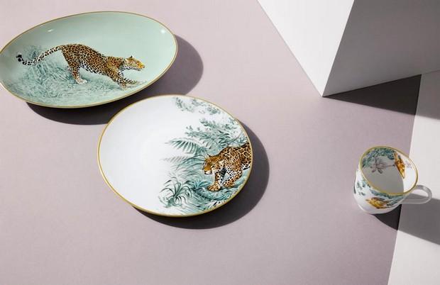 Carnets D' Équateur – Luxury Porcelain Collection by Hermés Hermés Carnets D' Équateur – Luxury Porcelain Collection by Hermés carnets d equateur luxury porcelain collection by hermes 22
