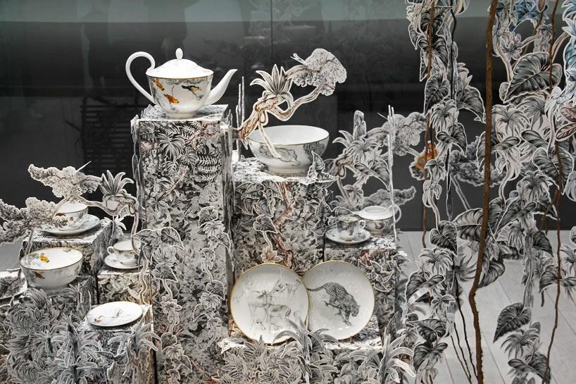 carnets-d-equateur-luxury-porcelain-collection-by-hermes (23) Hermés Carnets D' Équateur – Luxury Porcelain Collection by Hermés carnets d equateur luxury porcelain collection by hermes 23