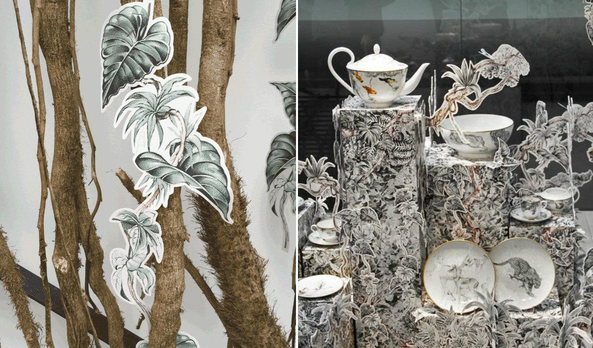 Carnets D' Équateur – Luxury Porcelain Collection by Hermés Hermés Carnets D' Équateur – Luxury Porcelain Collection by Hermés carnets d equateur luxury porcelain collection by hermes 3