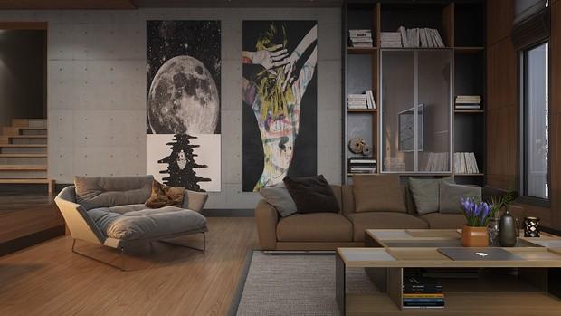design-inspirations-artwork-modern-living-room (16) modern living room Design Inspirations – Artwork For Your Modern Living Room design inspirations artwork modern living room 16