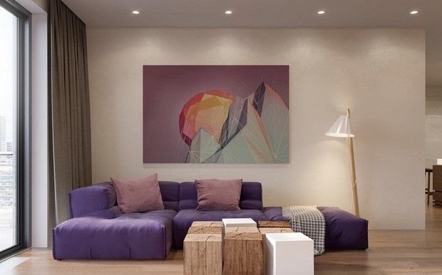 Design Inspirations , Artwork For Your Modern Living Room