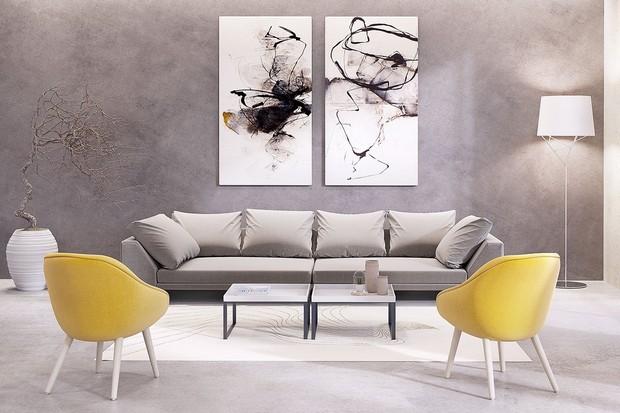 ... Art. Design Inspirations Artwork Modern Living Room (2) Modern Living