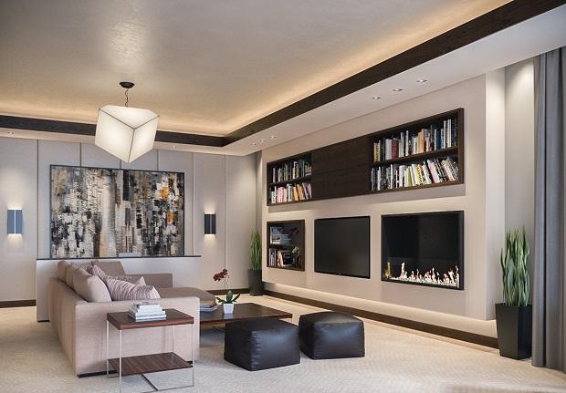 using-artwork-in-the-living-room modern living room Design Inspirations – Artwork For Your Modern Living Room using artwork in the living room