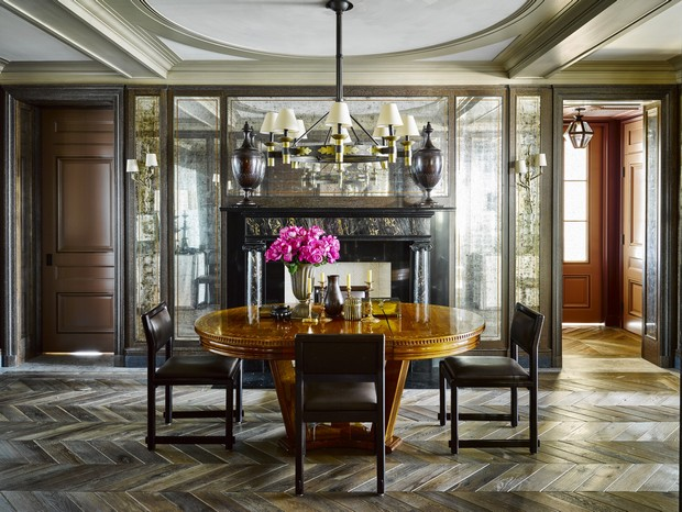EDC110115_219 Luxury Dining Room 20 Luxury Dining Room Ideas Sure to Inspire 20 Luxury Dining Room Ideas Sure to Inspire 16