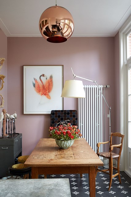 Sunshine state of mind dining room d cor ideas for Small dining area design ideas