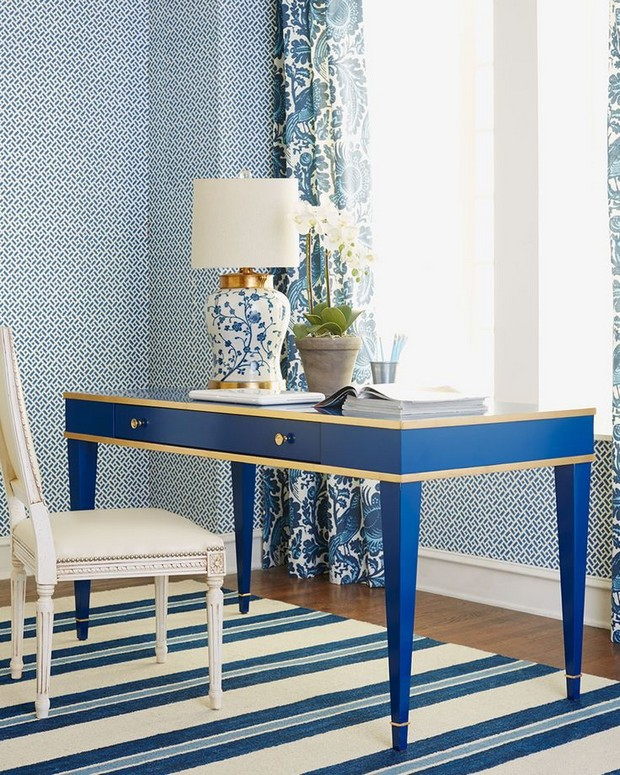 Home Office Decor The Most Stylish Writing Desks
