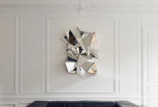 19 luxury mirrors the boca do lobo selection for Mirror kisses