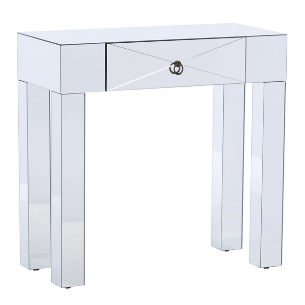 mirrored console by  Wildon Home (2) Modern Console Table How to Choose a Modern Console Table mirrored console by Wildon Home 2