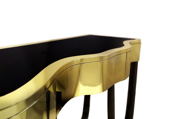 sinuous_04 Modern Console Table How to Choose a Modern Console Table sinuous 04