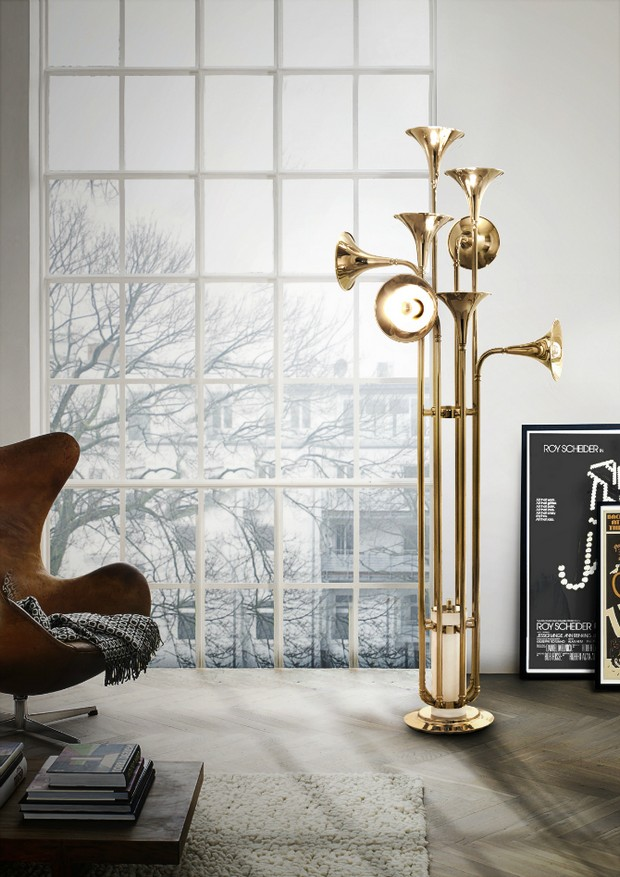Floor Lamps for a Good-Mood Master Bedroom Decor  (4)
