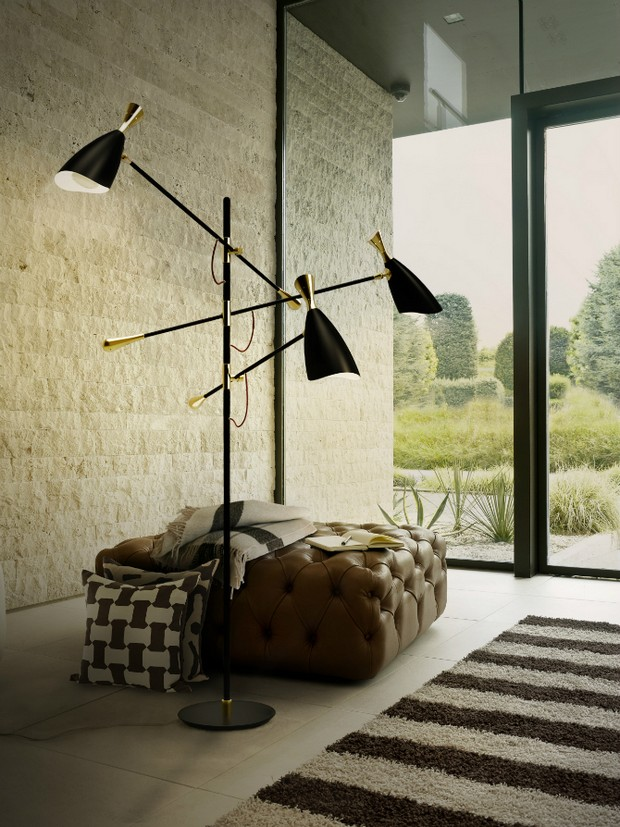Floor Lamps for a Good-Mood Master Bedroom Decor  (6)