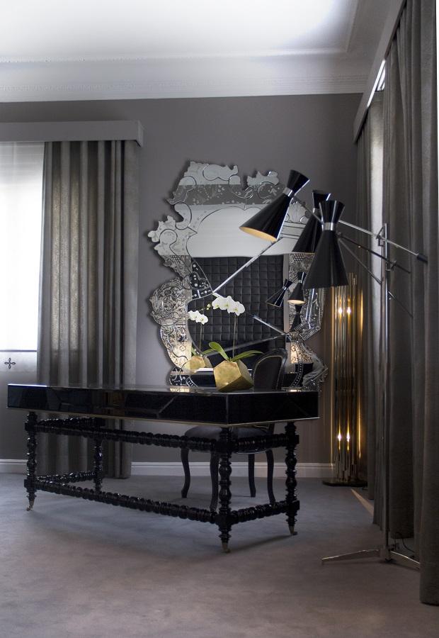 4 modern ideas for your home office décor Modern Home Office Decor