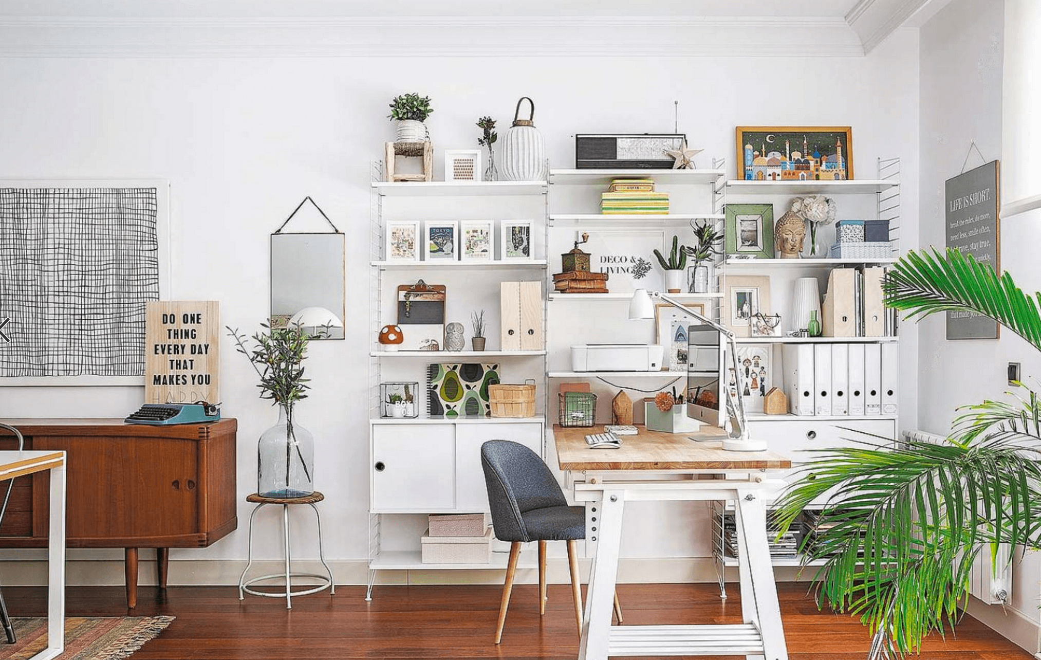 Home Design Business Ideas: 4 Modern Ideas For Your Home Office Décor