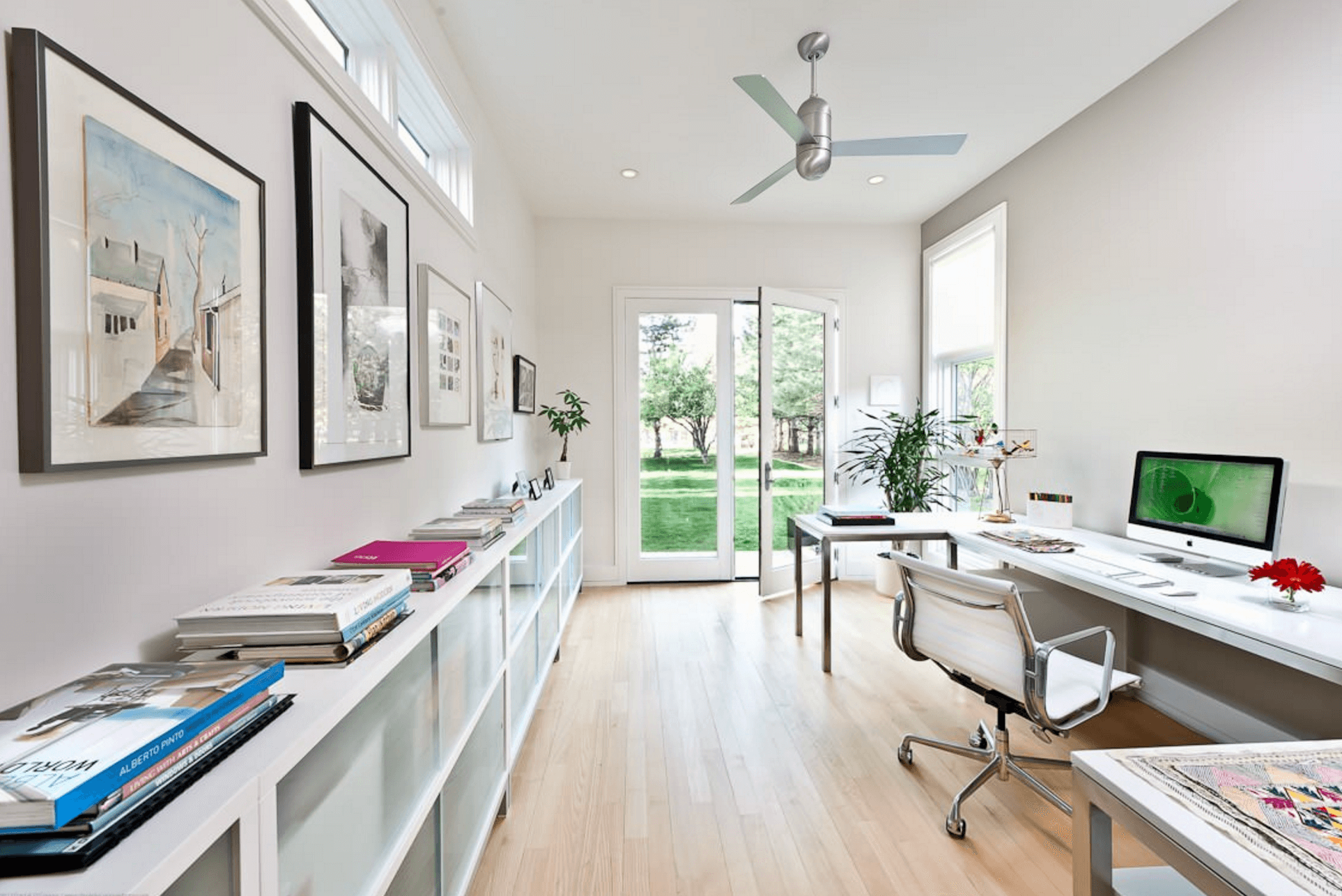Modern Home Office Furniture Home Design Ideas Pictures: 4 Modern Ideas For Your Home Office Décor