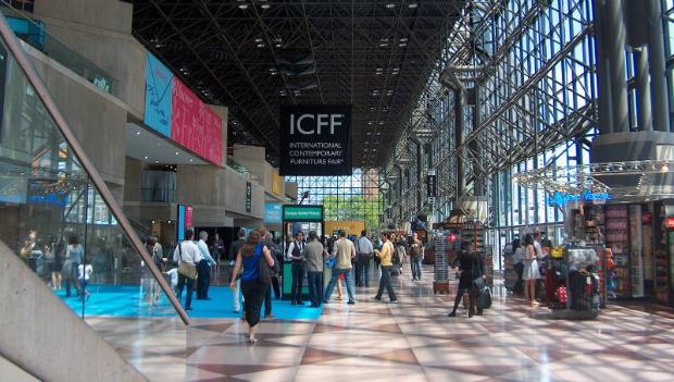 Best Exhibitors at ICFF 2016