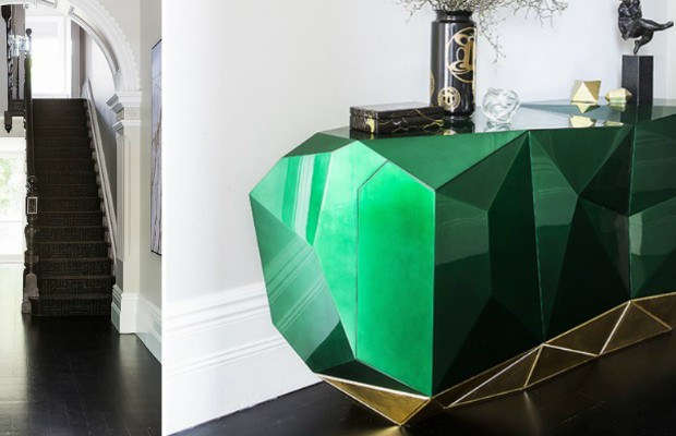 Luxury East House by Brendan Wong Design
