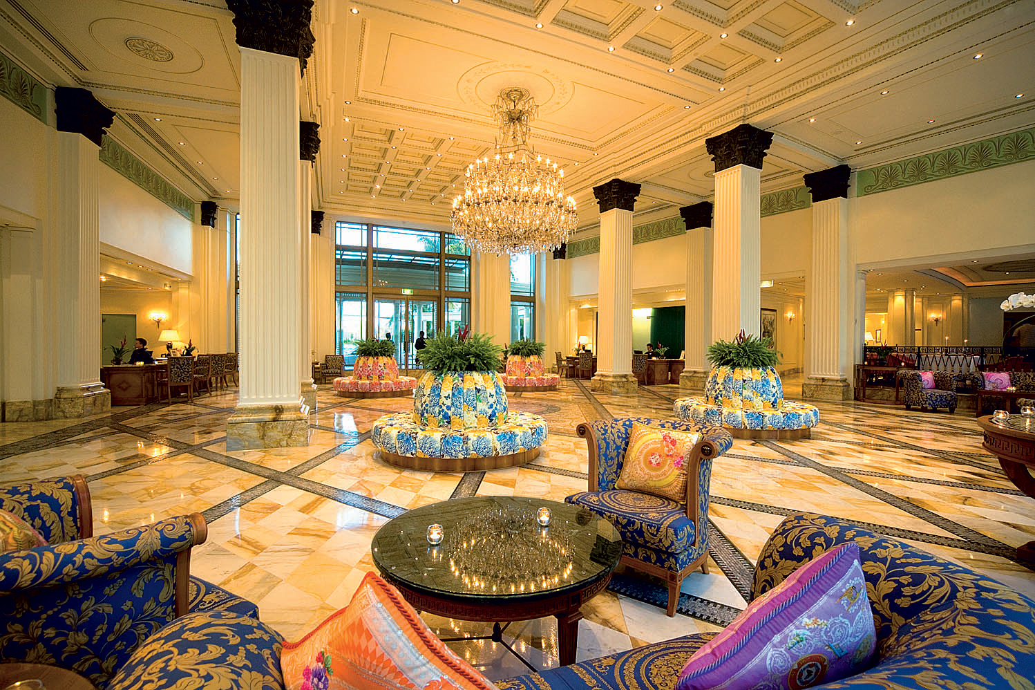 5 Luxury Hotels You Should Visit Before You Decorate Your Home