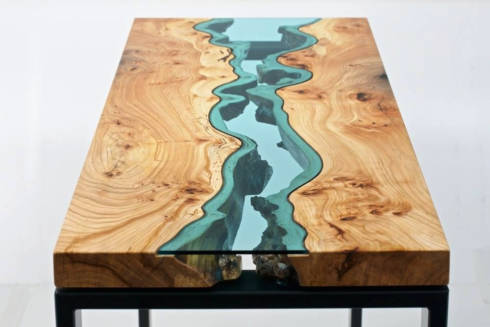 10 out of ordinary coffee table designs Wooden Coffee Table Designs