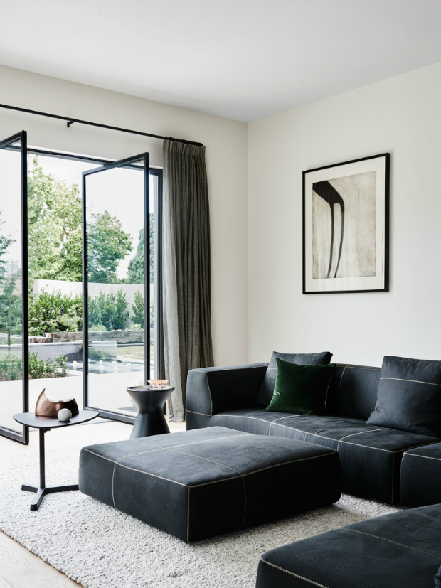 Est-Living-RobsonRak-Toorak2-House living rooms Modern Living Rooms with Elegant and Clean Lines Est Living RobsonRak Toorak2 House